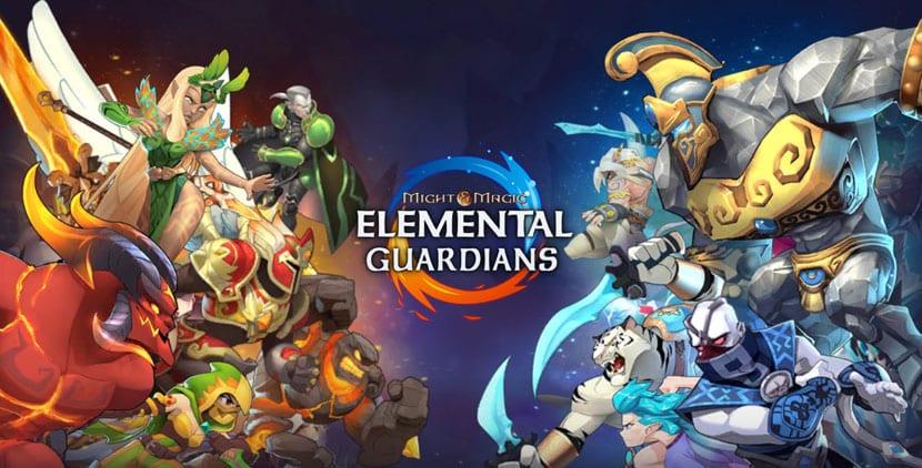 MIght Magic Elementals