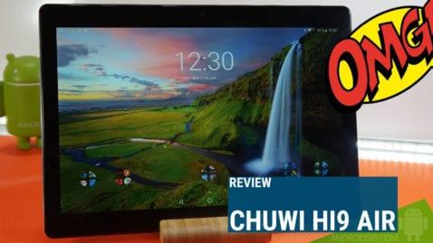Oferta especial de la Chuwi Hi9 AIR