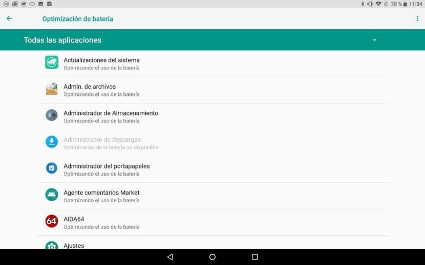Evitar que Android pare aplicaciones en segundo plano
