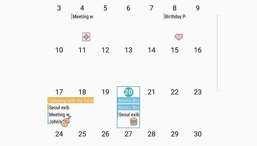 Anadir Calendario Iphone.La Aplicacion Calendario De Samsung Ya Permite Anadir