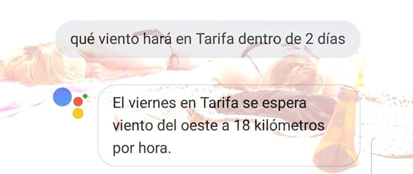 Viento Tarifa