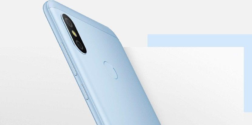 El Xiaomi Mi A2 Lite recibe una nueva actualización