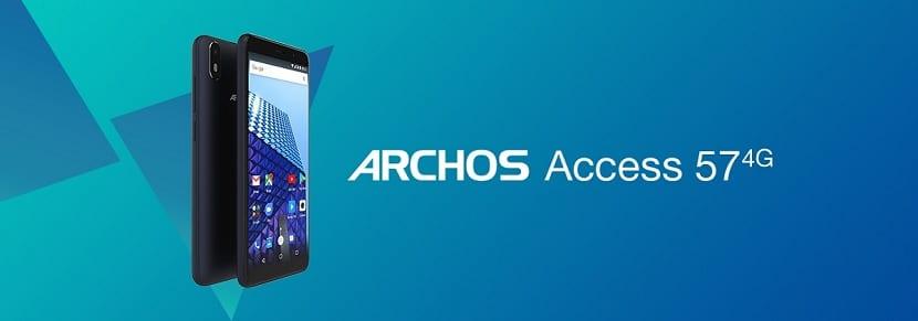 ARCHOS Access 57 Oficial