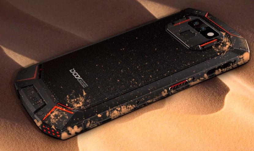 Doogee S70, un móvil de alta resistencia