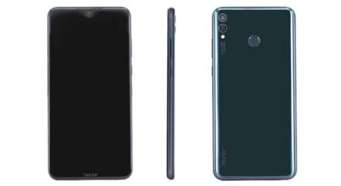 Honor 8X en Tenaa