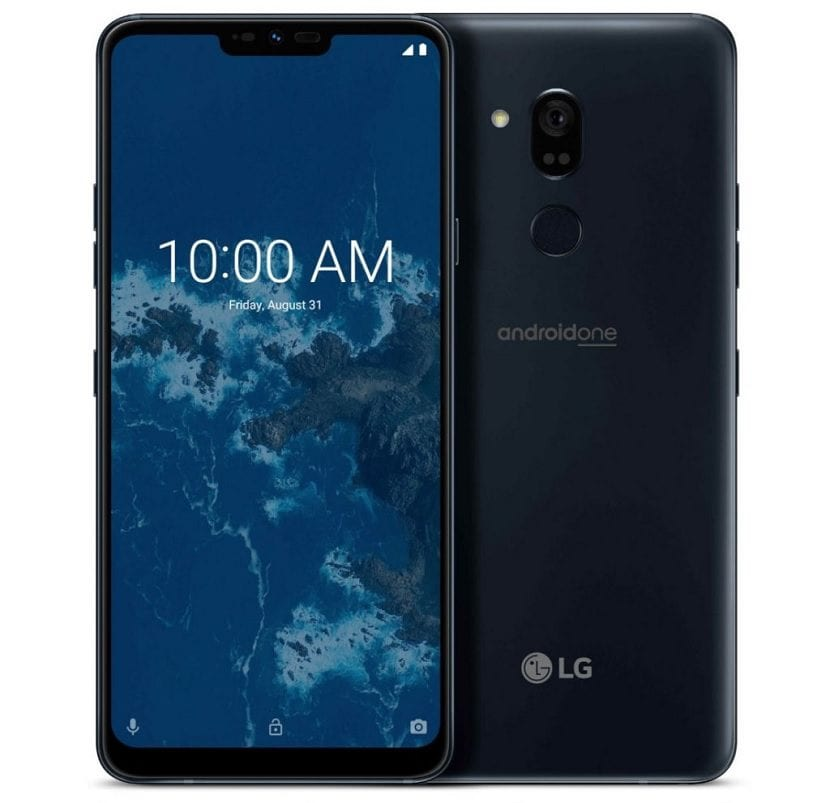 LG G7 One Oficial