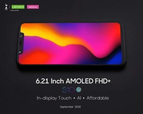 Leagoo S10 con pantalla AMOLED