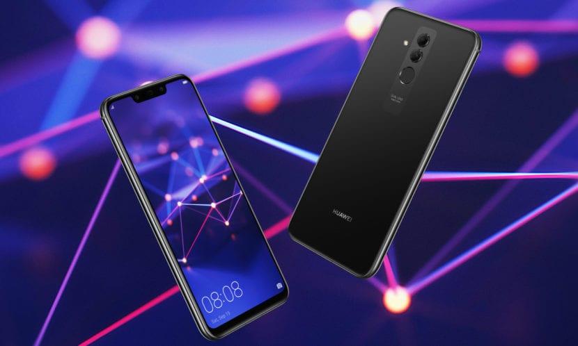 Características del Huawei Mate 20 Lite