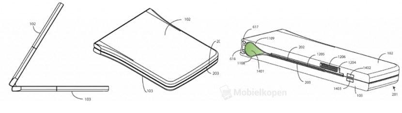 Motorola RAZR Patente