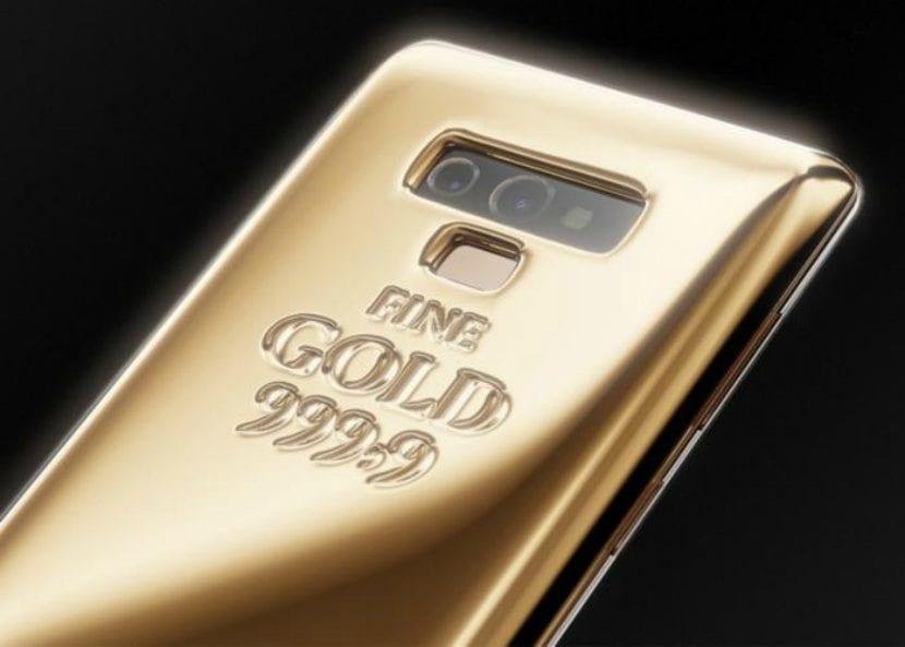 Samsung Galaxy Note 9 de Caviar