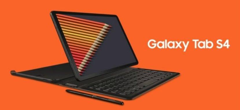 Samsung Galaxy™ Tab S4