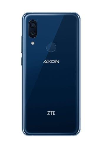 Trasera del Axon 9 Pro