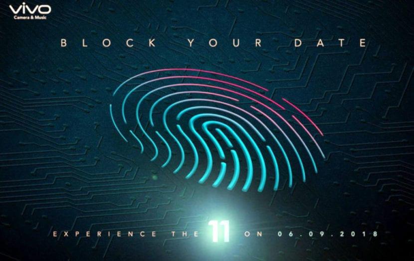 Lanzamiento del Vivo V11 pautado para el 6 de septiembre