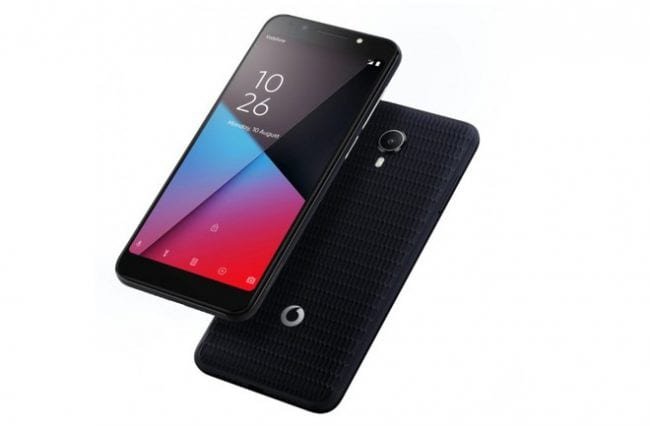 Precio y disponibilidad del Vodafone Smart N9 Lite