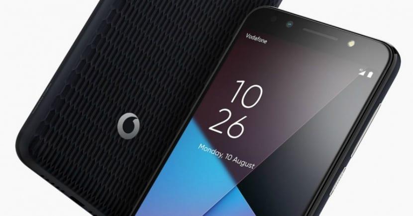 Vodafone Smart N9 Lite: un móvil Android 8.1 Go a un muy económico precio