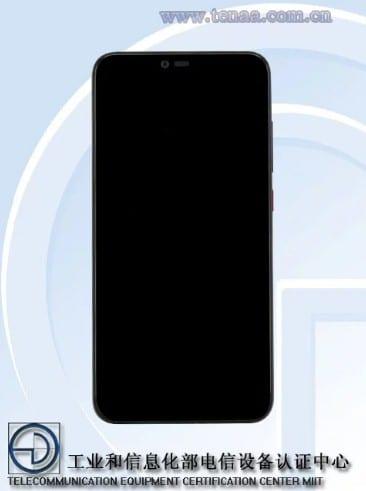 Supuesta versión del Xiaomi Mi 8 Explorer Edition en TENAA