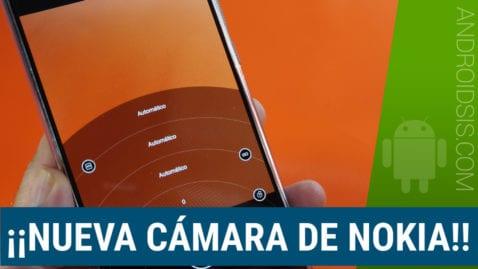 [APK] Cómo descargar e instalar la última versión de la cámara de Nokia para terminales No Nokia