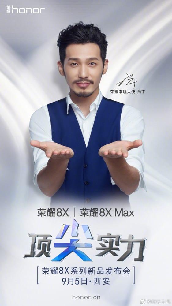 Presentación del Honor 8X confirmada