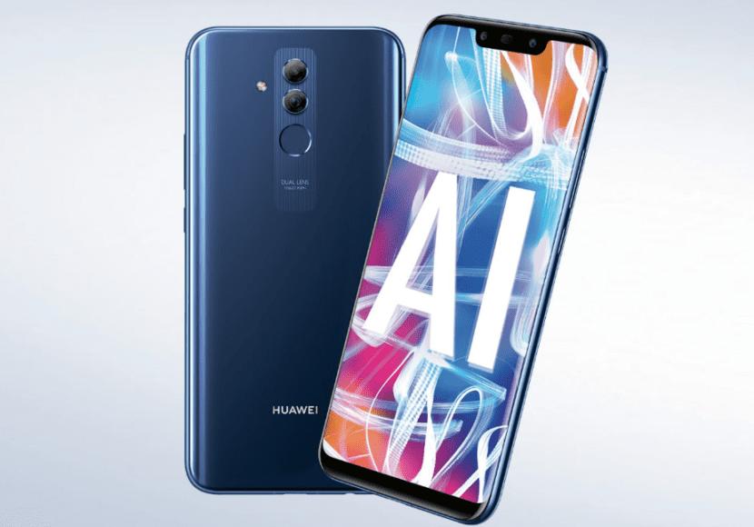 El Huawei Mate 20 Lite ya es oficial