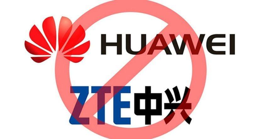 Ley de Donald Trump prohíbe el uso de tecnología Huawei, ZTE y otras marcas chinas más