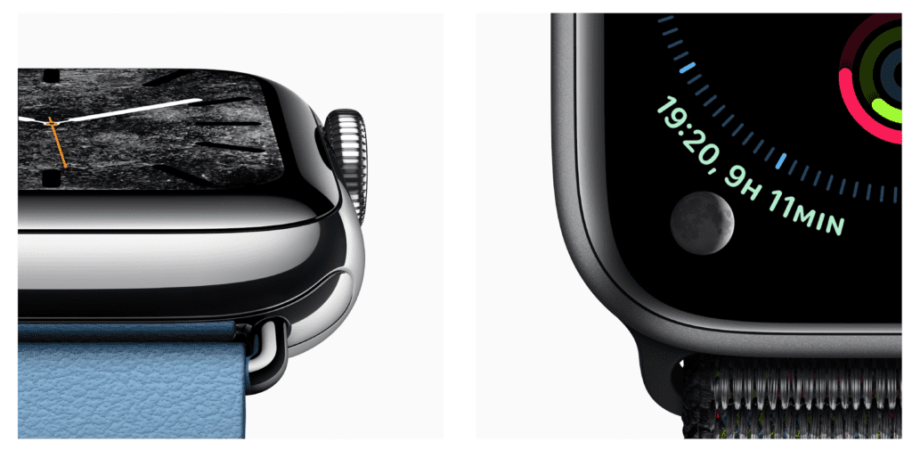 Apple Watch 4 diseño