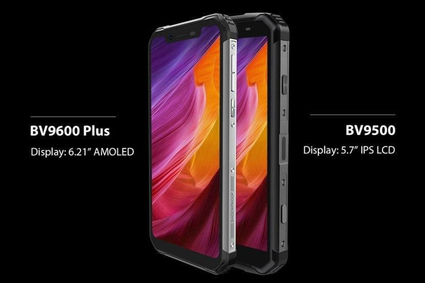 Nuevo Blackview BV9600 Plus