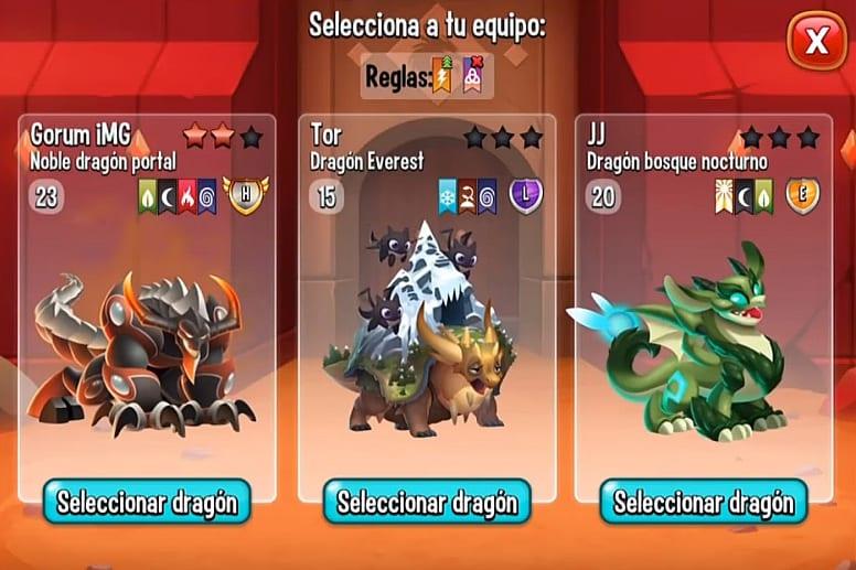 Colecciona muchos dragones con Dragon City