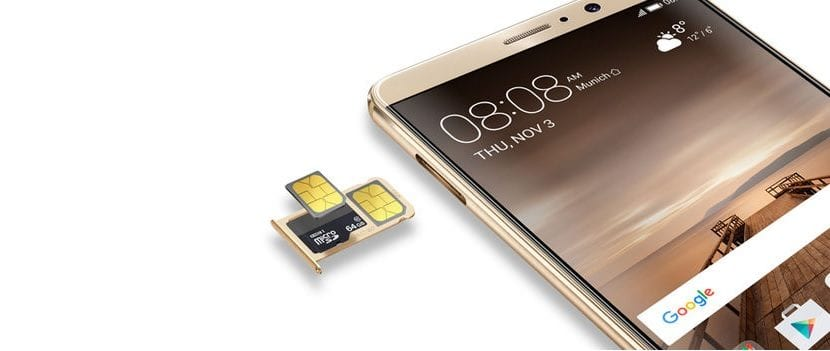 Dual SIM Huawei