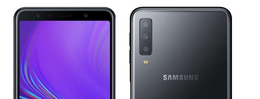 Samsung Galaxy A7 2018 Oficial