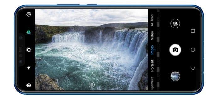 Huawei P Smart+ con cuatro cámaras llenas de inteligencia artificial