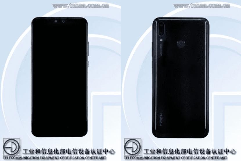 Huawei Y9 (2019) en TENAA