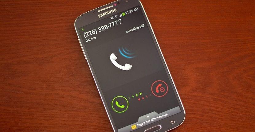 Llamadas en Android
