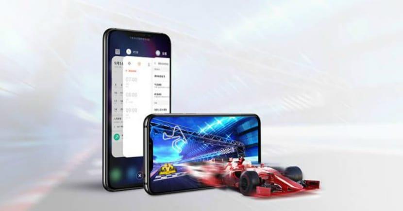 Meizu X8 con Snapdragon 710