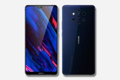 Nokia 9 PureView filtrado