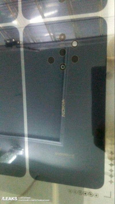 Nokia 9 PureView en foto