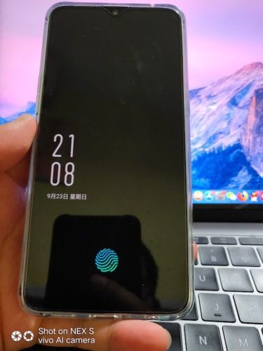 OnePlus 6T en fotos