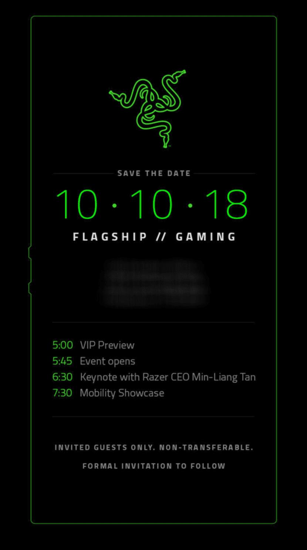 Razer Phone presentacion
