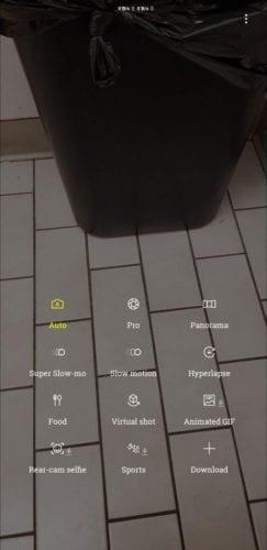 Grabación Super Slow Motion y AR Emojis para el Samsung Galaxy Note 8