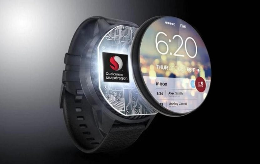 Snapdragon Wear 3100 Oficial