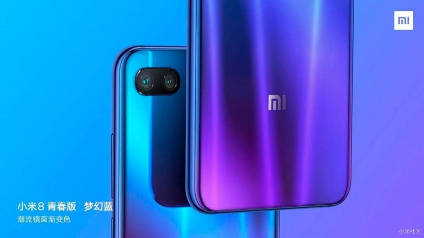 Xiaomi Mi 8 Lite Oficial