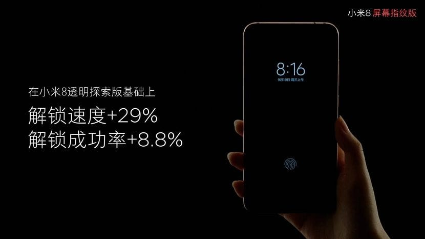 Xiaomi Mi 8 Pro Oficial