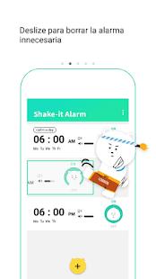 Alarma Shake-it
