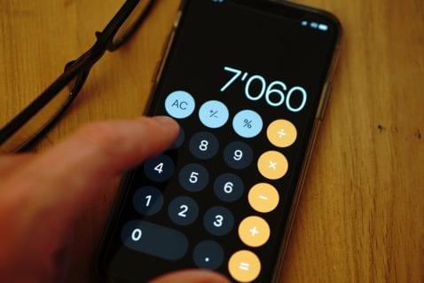 Las mejores calculadoras de la Play Store