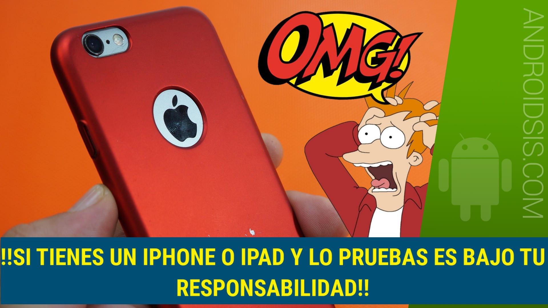Código Rompe iPhones y iPads