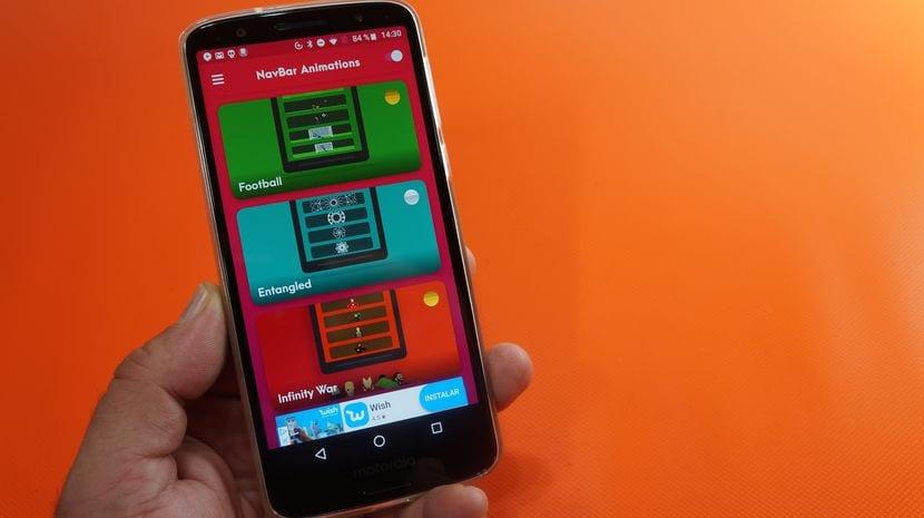 Cómo darle vida a la barra de navegación de tu Android con divertidas animaciones