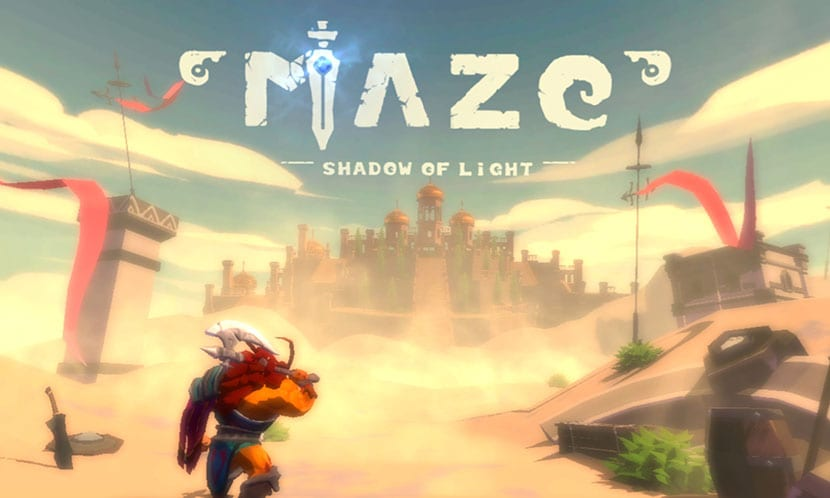 Maze: Shadow of Light