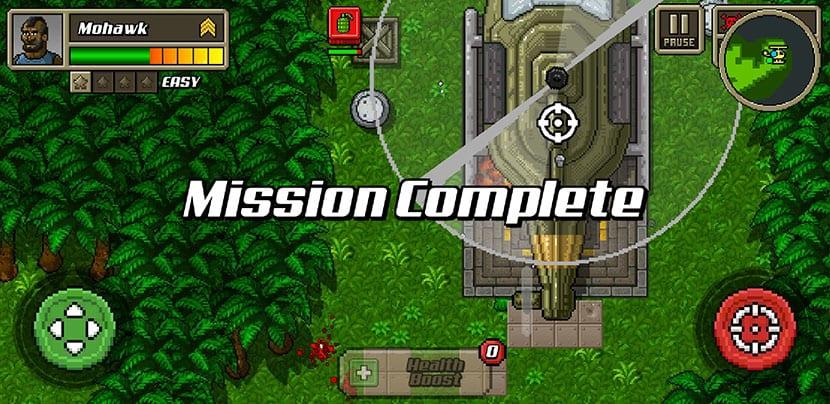 Misión completa