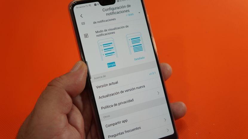 ¡¡Así tendrían que ser las notificaciones nativas de Android!!