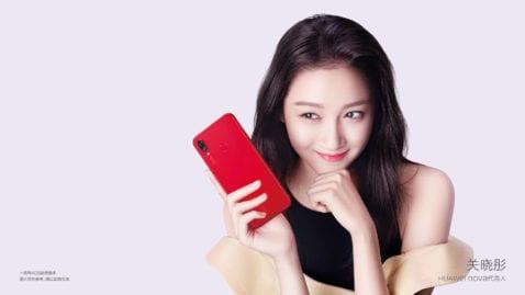 Huawei Nova 3i Acaia Red