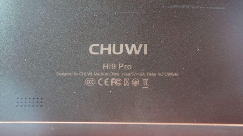 Vídeo review Chuwi Hi9 PRO especificaciones técnicas